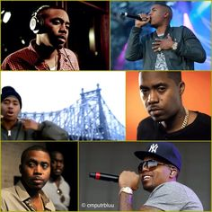 September 14, 1973 - Born on this day, Nas, (Nasir Jones), US rapper, (1996 UK No.12 single 'If I Ruled The World', 2007 US No.1 album 'Hip Hop Is Dead'). He is the son of jazz musician Olu Dara. Since 1994, Nas has released eight consecutive platinum and multi-platinum albums and sold over 25 million records worldwide. Aside from rapping and acting, Nas is an entrepreneur through his own record label, retail sneaker store, and magazine publishing.  -  http://instagram.com/cmputrbluu