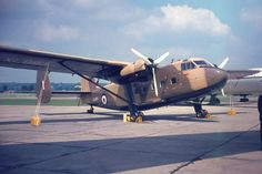 1955 - Royal Air Force (RAF) Scottish Aviation Twin Pioneer (Twin-Engined Piston Transport)
