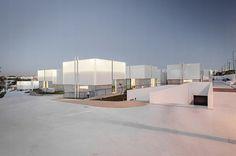 Guedes Cruz Architects — Alcabideche Social Complex