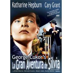 La gran aventura de Silvia (1935) EEUU. Dir: George Cukor. Comedia. Romance - DVD CINE 296