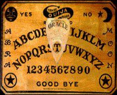 Ouija Board, I remember..... :D