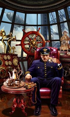 10 Cool and Astonishing Steampunk Artworks That Will Blow Your Mind