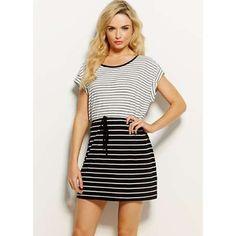 Vero Moda Stripe Sun Dress Sun, Tops, Dresses, Women, Fashion, Vestidos, Moda, Fashion Styles, Dress