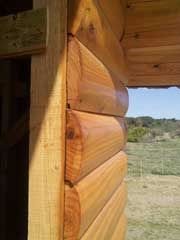 Construccion de cabañas en madera - Casa de Troncos - Metodos de Construcción de cabañas                                                                                                                                                                                 Más