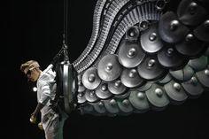 """El cantante Justin Bieber durante la presentación de """"Believe Tour"""" en el Staples Center , de Los Angeles, California. (Reuters)"""