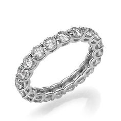 Pretty large diamond eternity band but I'm looking for something a bit bigger. Image Source: http://www.etsy.com/listing/157981630/diamond-eternity-ring-eternity-band-14k?ref=shop_home_active