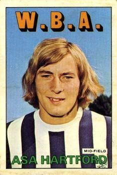 West Bromwich Albion Fc, Tony Brown, Huddersfield Town, Ipswich Town, Coventry City, Derby County, Football Cards, Football Players