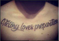 #Víctory #Loves #Preparation