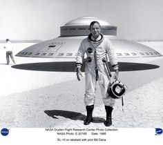 "If NASA's flight research has developed flying saucer's (which has not been public knowledge), could this in part explain many of the ""UFO"" sightings?"
