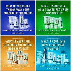 Message me today to find out about the major benefits of not only using Rodan and Fields, but of becoming a consultant as well! These products prove to be clinically effective in all skin types! What are you waiting for? Message me toddy to find out more!
