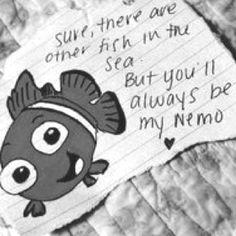 Loves me sum NEMO<3