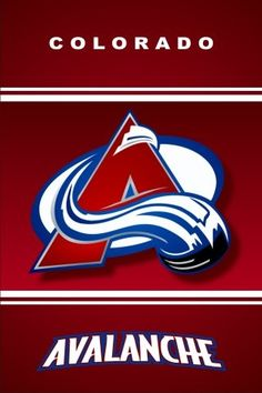 Colorado Avalanche Hockey Team Two Time NHL Champions
