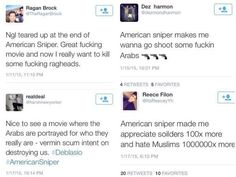 American Sniper: Racism and Hate | THE POLITICUS