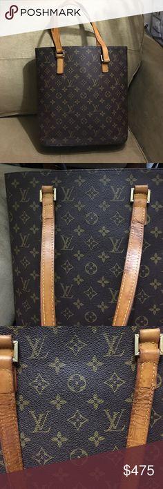 Authentic Louis Vuitton Vivan GM LV Vivan in good condition 12 1/2x12x4 inches Louis Vuitton Bags Hobos