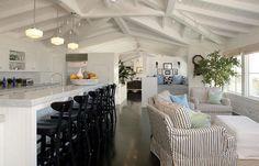 ceiling, bar stools