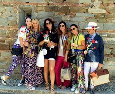 Mamme blogger at Pitti Bimbo - www.momeme.it