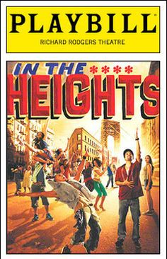 In the Heights, 2008.