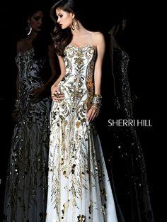 Sherri Hill 21077 Prom Dress 2013
