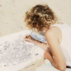 Coloring page by Atelier Sukha