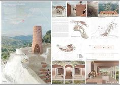 We look at how architects use photoshop for architecture graphics and visuals and show you how to learn the skills in Photoshop by enrolling on our course. Collage Architecture, Architecture Program, Architecture Visualization, Architecture Graphics, Architecture Board, Architecture Portfolio, Architecture Design, Architecture Posters, Portfolio D'architecture