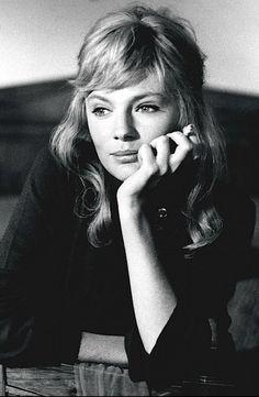 Jacqueline Bisset, c1960 || by Tazio Secchiaroli