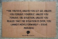 Forgive.  Accept it's really over. ...then you can move forward.