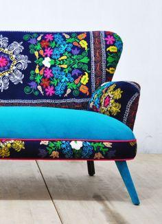 Suzani Sofa   Name Design Studio on Etsy