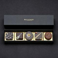 ブルガリ「チョコレート・ジェムズ 5個入り」5,000円 http://gourmet.bulgari.com/shop/