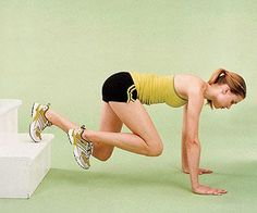 The Butt, Thigh, and Belly Workout: Fit into Your Skinny Jeans in 4 Weeks   Fitness Magazine