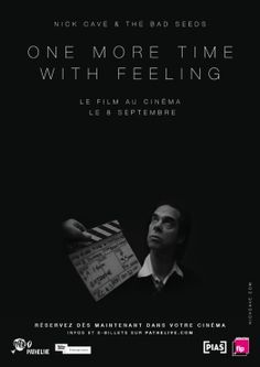 Nick Cave & The Bad Seeds - Affiche Officiell