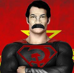 Stalin'n'superman nuff said.
