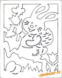 Wood Carving Patterns, Stencil Patterns, Easter Printables, Christmas Printables, Kirigami Patterns, Stencils, Diy And Crafts, Crafts For Kids, Wood Burning Art