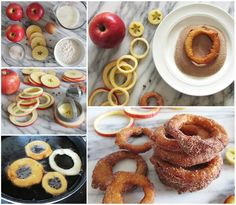 Cinnamon Apple Rings | http://handmade-ideas.com
