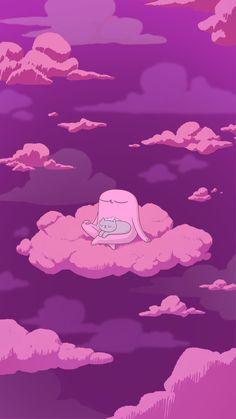 Trippy Wallpaper, Mood Wallpaper, Anime Scenery Wallpaper, Iphone Background Wallpaper, Aesthetic Pastel Wallpaper, Wallpapers Rosa, Pretty Wallpapers, Cute Cartoon Wallpapers, Animes Wallpapers