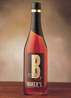 BAKER'S BOURBON  Small Batch Bourbon