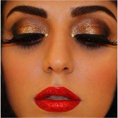 Katy Perry look - Makeup