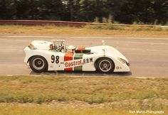 Castrol BRM P154 was piloted by George Eaton.