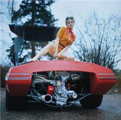 Abarth 2000 (Pininfarina), 1969