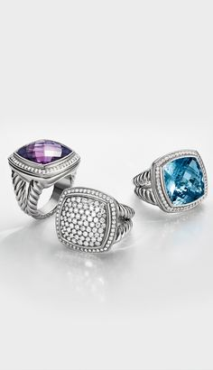 David Yurman. Just added one of these to my collection, love love & more love