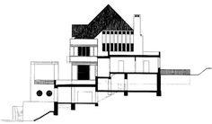 Bildergebnis für Haus Obenauer, Peter Behrens, Saarbrücken, 1905/06