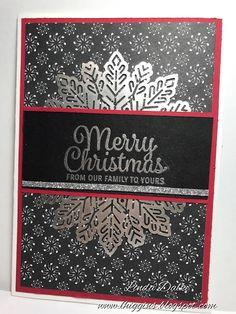 Silver and Black Christmas