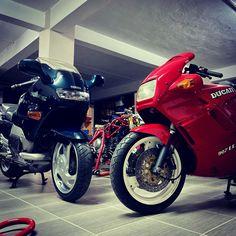 Ducati 907 I.E. - Yamaha GTS 1000A Ducati, Yamaha, Motorcycle Parts, Motorcycles, Living Room, Vehicles, Home Living Room, Car, Drawing Room