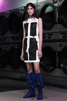Alexander Wang Resort 2015 - Collection - Gallery - Look 1 - Style.com