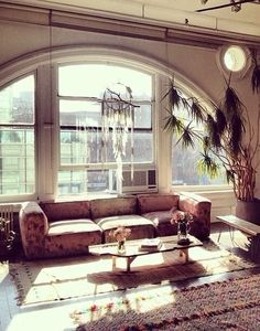 OMG, give me the window and this space and I could live her forever.  Oh course it needs to be re-decorated!