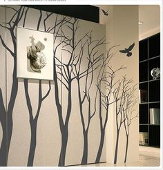 Wall Decals Wall Stickers tree decals
