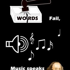 "Words fail Music speaks #WilliamShakespeare #Digitalart #redbubbleart #Fridaysale #tshirtprint William Shakespeare was an English poet, playwright, and actor, widely regarded as the greatest writer in the English language and the world's pre-eminent dramatist.He is often called England's national poet, and the ""Bard of Avon"". His extant works, including collaborations, consist of approximately 38 plays,154 sonnets, two long narrative #poems, and a few other verses, some of uncertain…"
