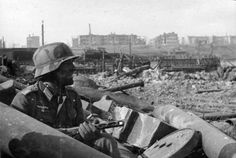 The Eastern Front of WW II