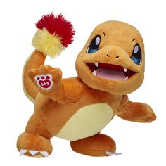 Build-A-Bear Workshop's line of Pokemon plush is expanding again with the addition of the fiery [...]