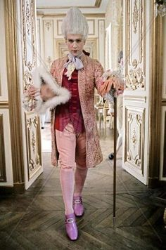 Marie Antoinette's personal stylist