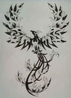 my idea for a tatoo right by my neck with the words 'rise from the ashes' in arabic in between the wings